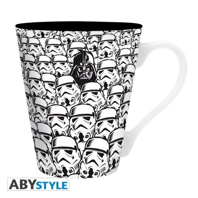 Mug à Thé - Star Wars - Darth Vador et Troopers - 340ml