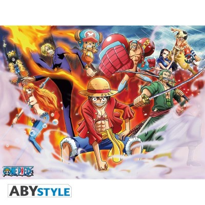 Toile - One Piece - Equipage
