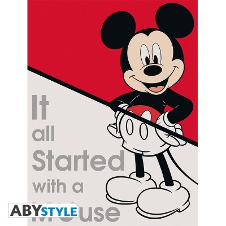 Toile - Mickey - Héritage / DIsney