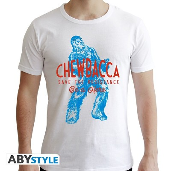 T-shirt - Chewbacca - Star Wars - XL