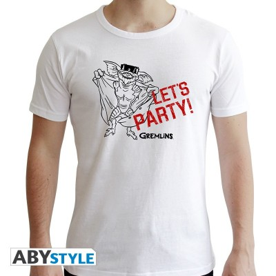 T-shirt - Gremlins - Let's Party - M