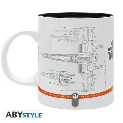 Mug - Star Wars - SW9 Vaisseau - 320ml
