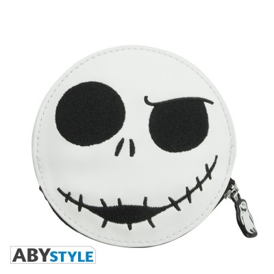 "Porte-Monnaie - ""Jack Skellington"" - Nightmare Before Christmas"