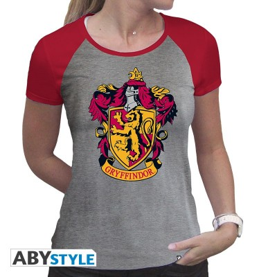 T-shirt - Harry Potter - Gryffondor - Femme - XL