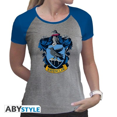 T-shirt - Harry Potter - Serdaigle - Femme - XL