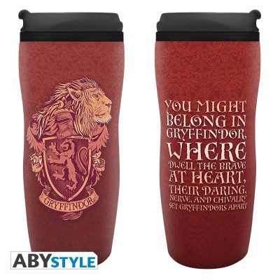 Mug de voyage - Harry Potter - Gryffondor - 355ml