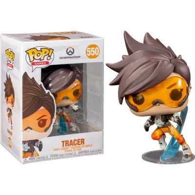 Tracer - Overwatch 2 (550) - Pop Game