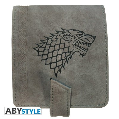 Portefeuille premium - Stark - Game of Thrones