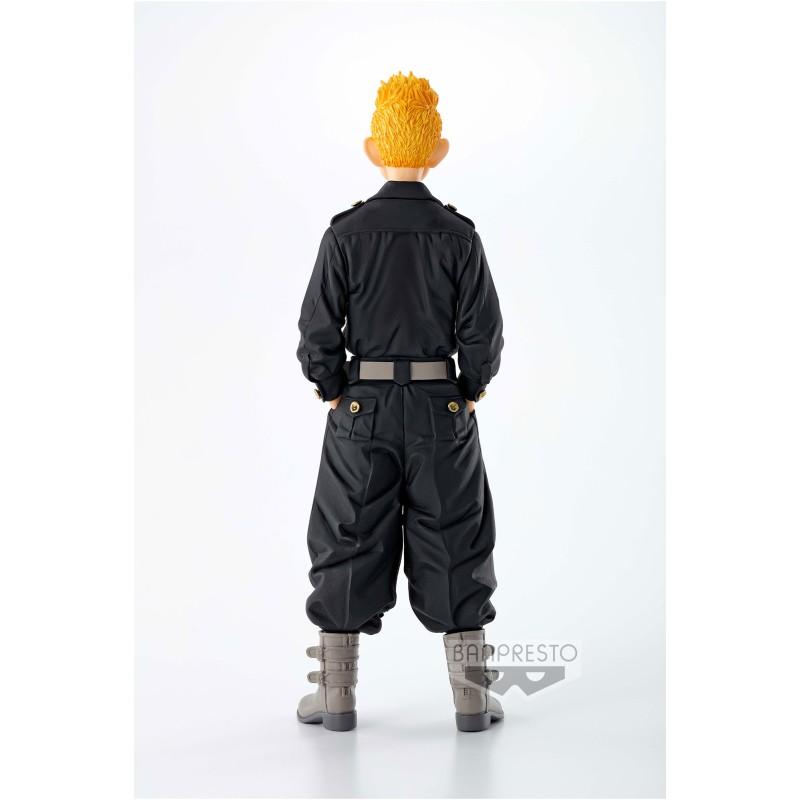 Yancha - Dragon Ball Super - History of Rivals - Ichibansho - 18cm