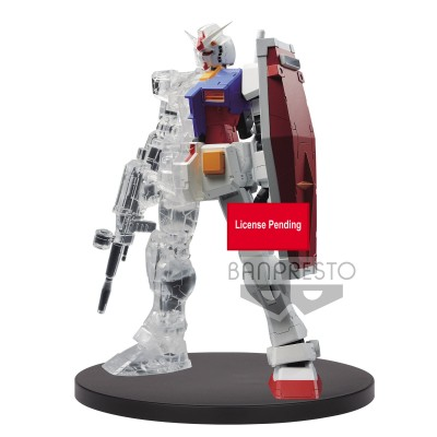 Mobile Suit Gundam Statue Internal Structure RX-78-2 Gundam Weapon (Ver.A) - Gundam - 14cm