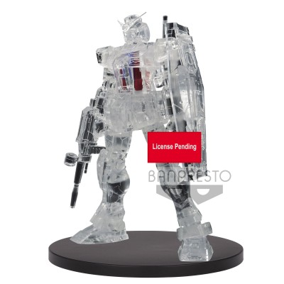 Mobile Suit Gundam Statue Internal Structure RX-78-2 Gundam Weapon (Ver.B) - Gundam - 14cm