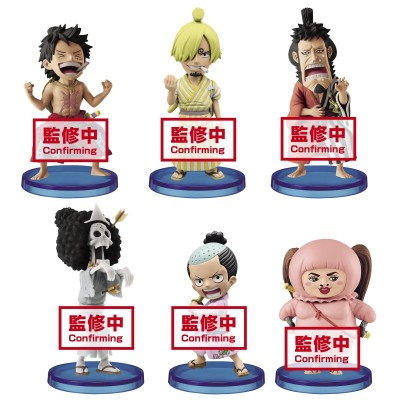 One Piece WCF - Wanokuni Vol.3 - 7 cm (vendu par 8)