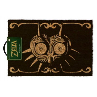 Paillasson - The Legend Of Zelda - Majora's Mask (Black) - 40x60cm