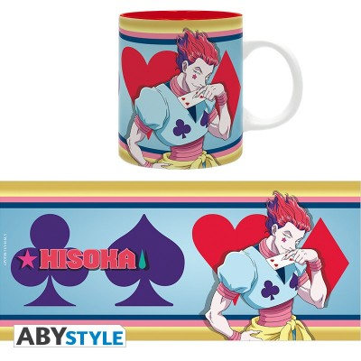 Mug - Hunter X Hunter - Hisoka - Subli - 320ml