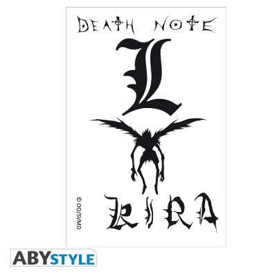 Tatouage - Death Note - 15x10cm
