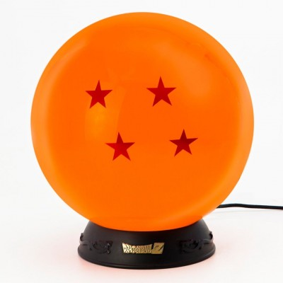 Lampe Collector - Dragon Ball - Boule de Cristal - Exclus