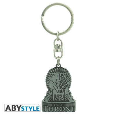 "Porte-Clés - ""For the Throne"" - Game of Thrones"