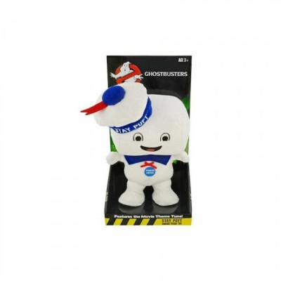 "Ghostbusters - Peluche Stay Puf ""content"" - sonore (26Cm)"