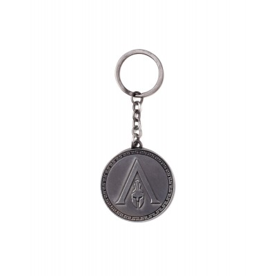 Porte-clef Métal - Logo (Silver) - Assassin's Creed Odyssey