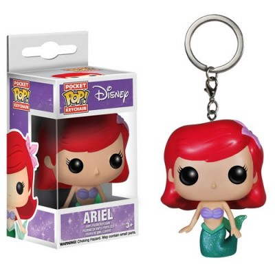Ariel - The Little Mermaid Pocket POP Keychain