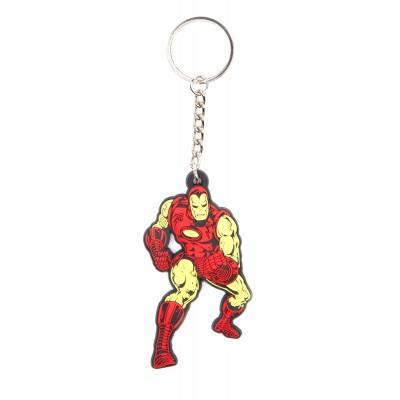 Porte-clef Rubber - Iron Man - Iron Man - Marvel