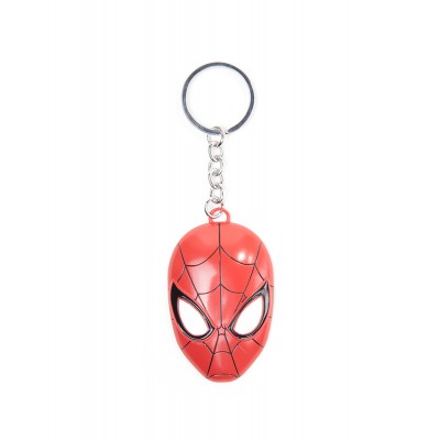 Porte-clef 3D Métal - Mask - Spiderman