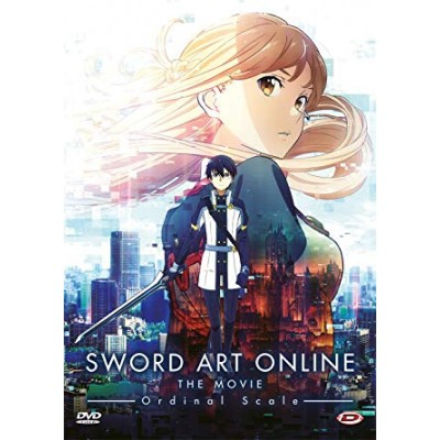 Sworld Art Online - The Movie : Original Scale - DVD - VOSTF + VF