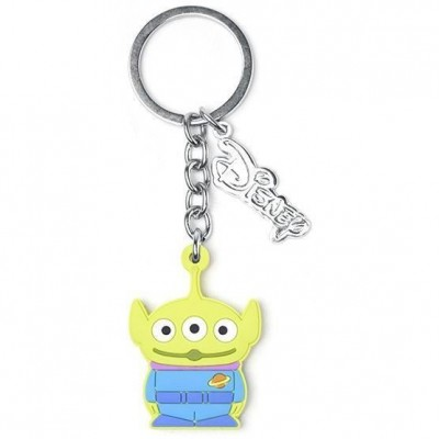 Porte-clef Rubber - Little Green Men - Toy Story 2