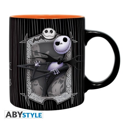 Mug - Jack et Zero - Nightmare Before Christmas - Disney - 320ml