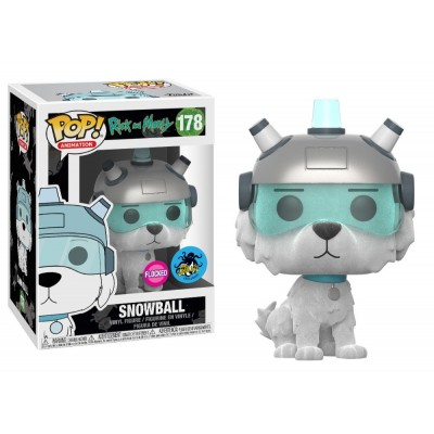 Snowball Flocked - Rick et Morty (178) - POP! Vinyl - (Exclu Comikaze)