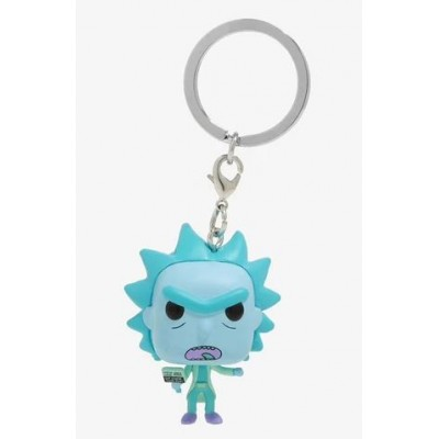 Hologram Rick Clone - Rick et Morty Pocket POP Keychain