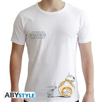 T-shirt - Droïdes - Star Wars - M