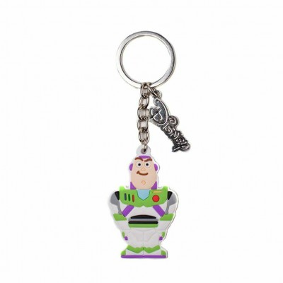 Porte-clefs Rubber - Buzz - Toy Story 2