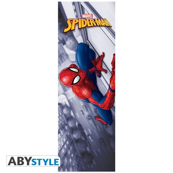 """Marvel - Poster de Porte """"Spider-Man"""" roulé filmé (53x158cm)"""