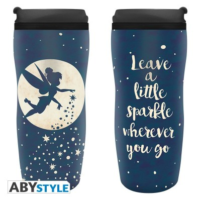 Mug de voyage - Disney - Peter Pan - Clochette - 355ml