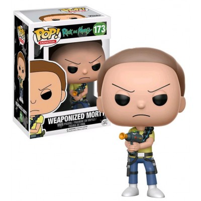 Waeponized Morty - Rick and Morty (173) - Pop Series