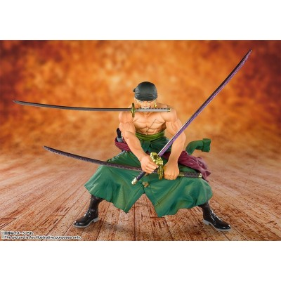 Figuarts Zéro - Pirate Hunter Zoro - One Piece