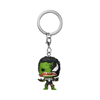 Hulk Venom - Marvel Pocket POP Keychain