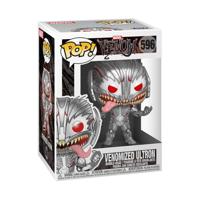 Ultron - Marvel Venom S3 (596) - POP Marvel