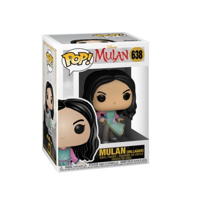Villager Mulan - Mulan (Live) (638) - Pop Disney