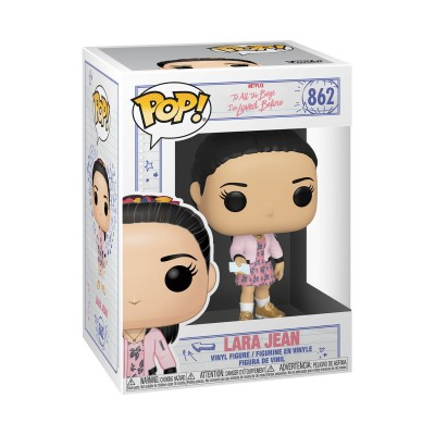 Lara Jean w/Letter - To All the Boys (862) - Pop Movie