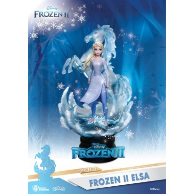 Elsa - Frozen 2 - D-Stage - Disney - 16cm