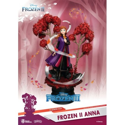 Anna - Frozen 2 - D-Stage - Disney - 16cm