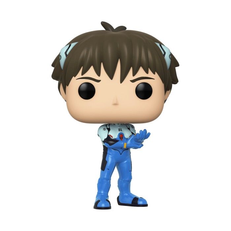 Shinji Ikari - Evangelion (...) - Pop Animation