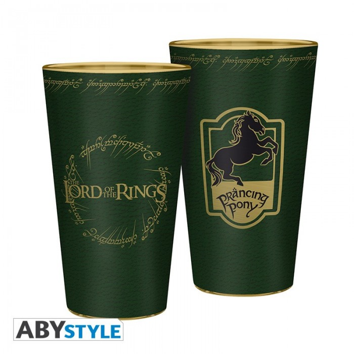Verre XXL - Poney Fringant - Lord of the Rings - 400ml