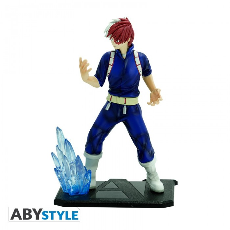 Figurine SFC - My Hero Academia - Shoto Todoroki - 17 cm
