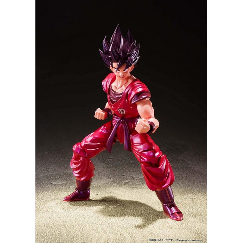S.H Figuart - Son Goku Kaioh-Ken - Dragon Ball