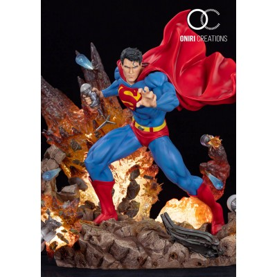 """Superman - Statue """"For Tomorrow"""" - 999 exemplaires / monde"""