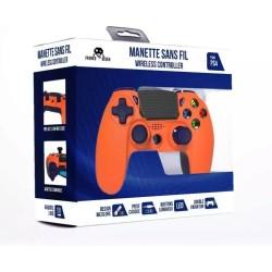 Manette sans fil - PS4 - Noire - Retro-àclairée
