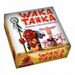 Waka Tanka - Jeu de cartes